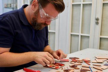 Feel like Gaudí: Barcelona Mosaic Workshop with Tour