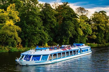 World Heritage Potsdam Cruise from Berlin