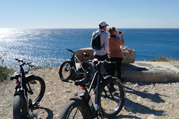Fat E-Bike Excursion to the Calanques National Park