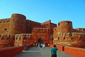 Sunrise Taj Mahal avec excursion à...