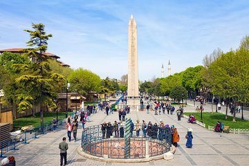 Piri Self-Guided Audio Tour: Istanbul, Historical Peninsula