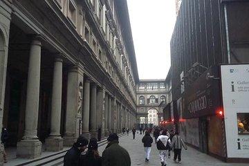 Tour della Galleria degli Uffizi