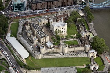 4 Hour Tour Tower of London and St Pauls Cathedral (With Private Guide)