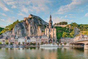 Luxembourg & Dinant / The Ardennes from Brussels