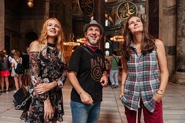 Blue Mosque & Hagia Sophia Private Tour