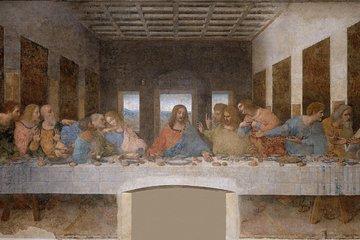Last Supper by Leonardo Da Vinci guided experience