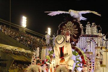 Rio de Janeiro Carnival Parade Ticket with Optional Transport