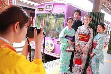 Day Trip by Bus from Osaka/Kyoto to Kyoto and Nara