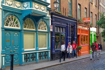 Private 4-hour Dublin Tour with a Local Host Tickets