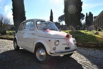 Vintage Fiat 500 Chocolate Tour in Amsterdam