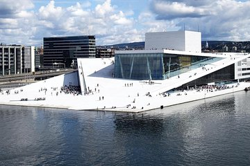 Discover Oslo on foot