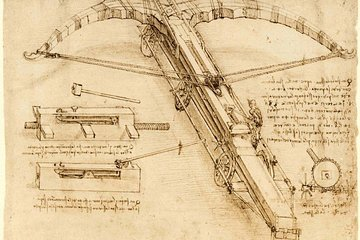 Ambrosiana Gallery guided tour & Da Vinci's Codex Atlanticus