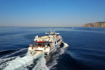 Mallorca: 5-Hour Isla Dragonera Cruise with Lunch