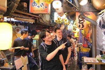 Tokyo Bar Hopping Night Tour in Shinjuku