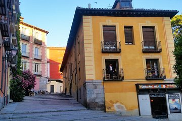 Madrid Private Full Day Walking Tour with Lunch