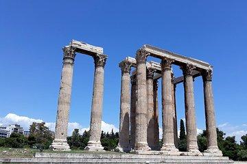 Entrada al Templo de Olympus Zeus...