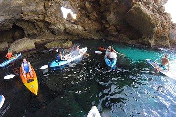 Kayak Cave Tour and Snorkeling