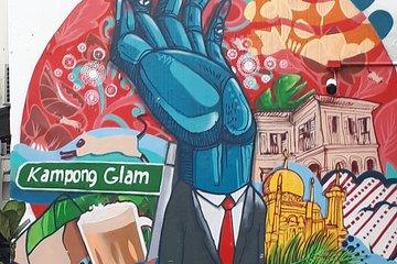 Writing On The Wall -- Singapore's Culture Through Street Art
