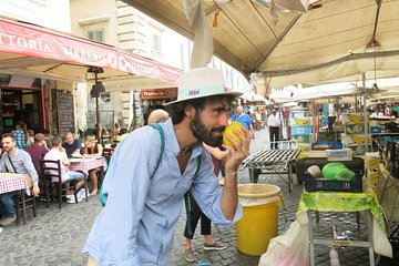Rome Rione Parione Walkin Food Tour