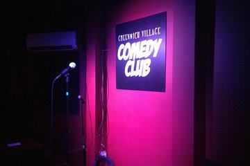Skip the Line: Greenwich Village Comedy Club Ticket