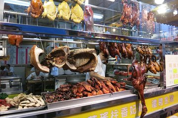 Hong Kong Cantonese Culinary Private Walking Tour