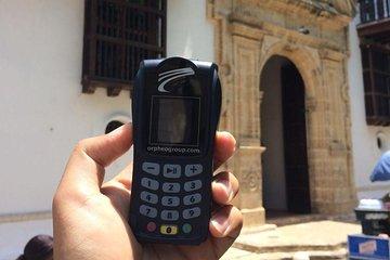 Audio Guide - Walking Tour with Interactive (Cartagena de Indias)