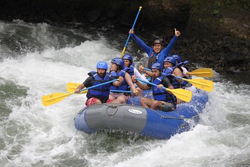 Rafting Rio Pescados