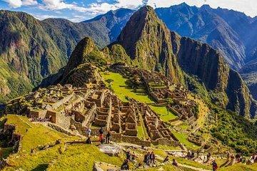Train jusqu'à Cusco pour le Machu...