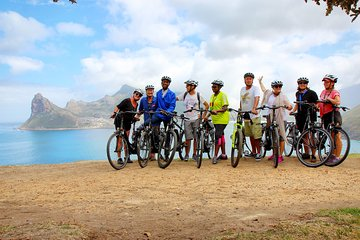 Cape Town Half Day Electric Bicycle Tour