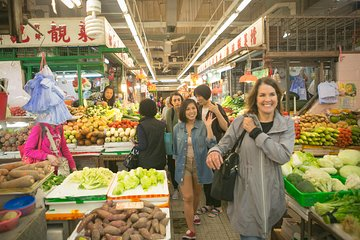 Hong Kong Street Food Tour in Authentic Whampoa Tickets