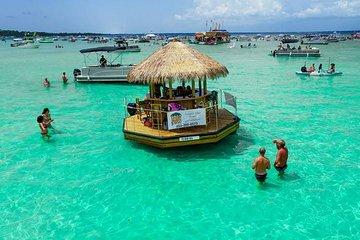 Crab Island Sandbar Adventure