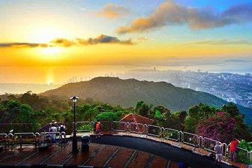 Penang Nature Tour with Penang Hill(Fast Lane), Kek Lok Si & Botanical Garden