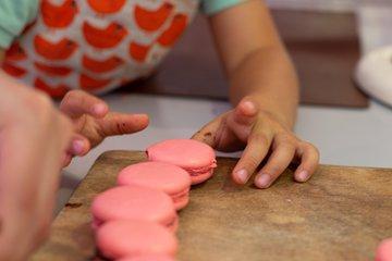 Kids in the Kitchen - MaCaRoN