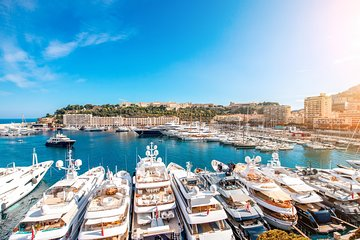 Private Day Trip: The French Riviera by Minivan Tickets