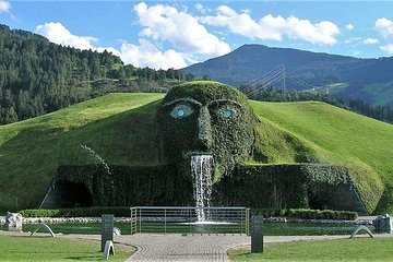 b09c372bf Innsbruck and Swarovski Crystal World Private Tour from Munich