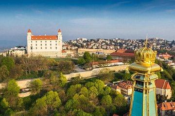Tour de ville de Bratislava