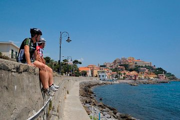 Guided Cycling in the French and Italian Riviera