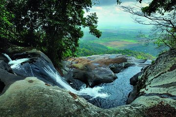 UDZUNGWA NATIONAL PARK AND WATERFALLS...