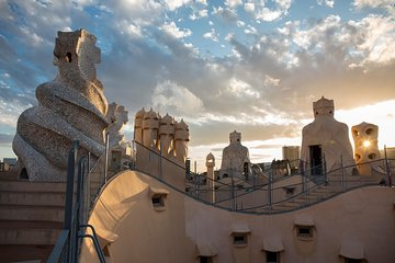 Barcelona's Gaudi Houses: Skip-the-Line Casa Batllo & Casa Mila La Pedrera