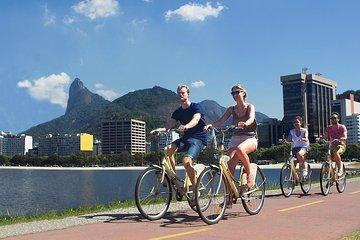 Small-Group Panoramic Bike Tour in Rio de Janeiro