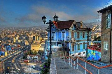 Tour de 2 dias. City Tour Santiago e...