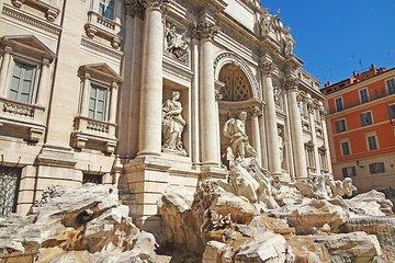 Walking Tour of Rome Wonders By NIght Trevi Navona Pantheon & More!