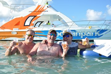 Catamaran Booze Cruise: Snorkeling and Typical Dominican ...