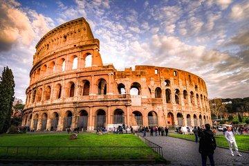 Overfør fra Roma (Flyplasser) til...
