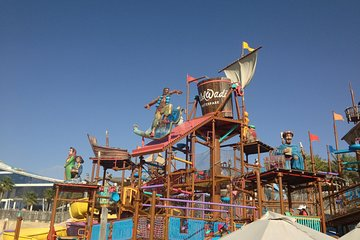 Skip the Line Wild Wadi Water Park Dubai 1 Day Ticket with Lunch