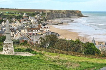 Normandy D-Day Landing Beaches Day Trip with Cider Tasting & Lunch from Paris