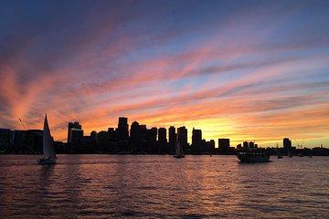 Holiday Sunset Cruise in Boston Harbor