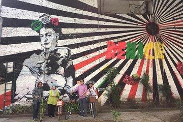 Graffiti & Urban Art Biketour