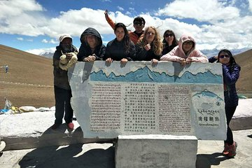 7 Days Lhasa to Kathmandu Tour
