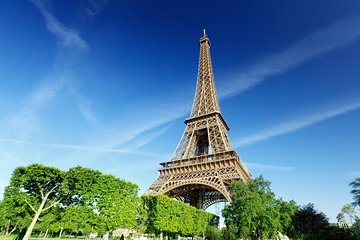 Eiffel Tower Climbing Experience with Guide and Optional Summit Upgrade